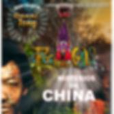 """""""Misterios de China""""    Siempre nos ha fascinado las historias del lejano oriente y sus misterios, aquí descubriremos unos pocos.    Un Show diferente con una puesta en escena muy cuidada y con vestuarios muy trabajados.    Tiempo Show: 45min.  Dos Componentes."""