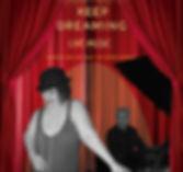 """""""Keep Dreaming - Cabaret Show""""  Esta singular pareja te hará vibrar! Espectacular voz y un pianista con mucha trayectoria.  Un paseo por el Charleston, Swing & Soul, mezclado con toques de Rock & Roll y Jazz.  Dos profesionales que harán que todo el mundo disfrute.  Una representación espectacular.    Dos  Componentes."""