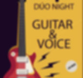 """"""" Dúo Night""""    Un dúo acústico, guitarra y voz.    Un paseo por los temas más conocidos de ayer y hoy.    Todos los públicos!!!      Dos Componentes."""