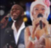 """""""Black Soul - The Queen & The Prince""""    Black Soul es una nueva producción de Aaron Bruyning Y Colleen Meje.  Es una gran influencia musical basada en la música internacional Soul & Dance.  Dos grandes voces, grandes profesionales y con una imagen visual impecable.  Podrás adentrarte en el mágico mundo de la música soul, disco , pop y R&B.    Tiempo Show: 75min.  / 2 x 45min.  Dos Componentes."""