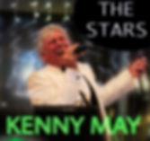 KENNY MAY  Un Showman con todo tipo de repertorio musical. Una gran voz, conecta con el publico con facilidad un profesional en el escenario, un veterano en los escenarios capaz de hacer que todo el mundo baile.    Tiempo Show: 75min. / 2X45min.  Un Componente.  
