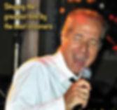 DANIELE FERRÉ  Este simpático cantante hace unas interpretaciones muy  realistas con su increíble voz. Daniele hará que te levantes del asiento para ir a la pista de baile, conecta con sus espectadores rápidamente. Una apuesta segura.  Tiempo Show: 75min.  / 2 x 45min.  Un Componente.