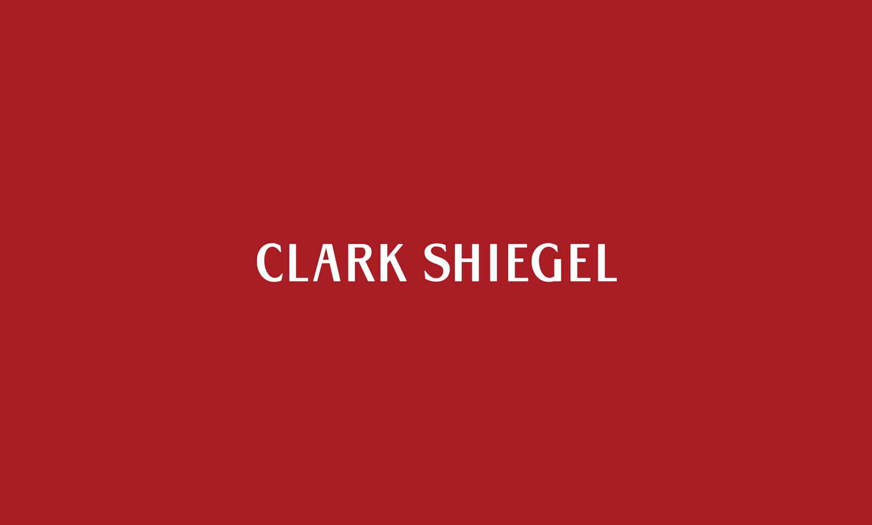CLARK SHIEGEL