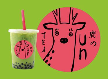鹿のUN TEA