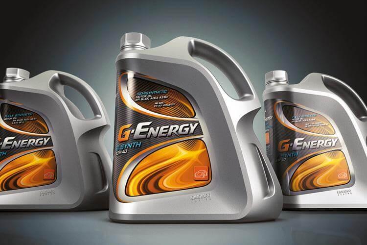 G-Energy eļļas un smērvielas
