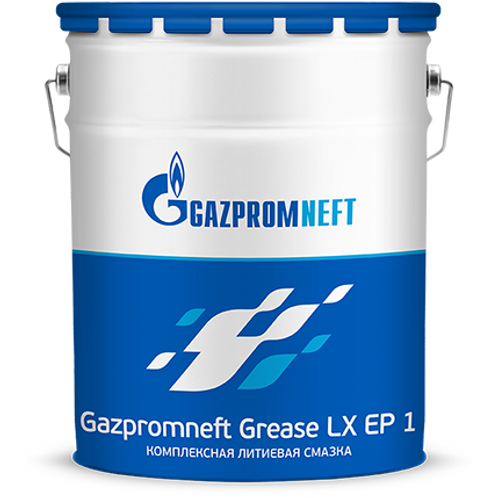 Oily SA | Gazpromneft Grease L EP 2