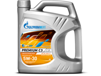Oily SA | Gazpromneft Premium C3 5W-40