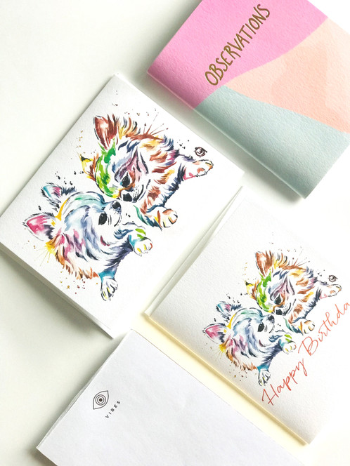 Greeting card subscription 3 month receive 4 different greeting cards every month for 3 months m4hsunfo