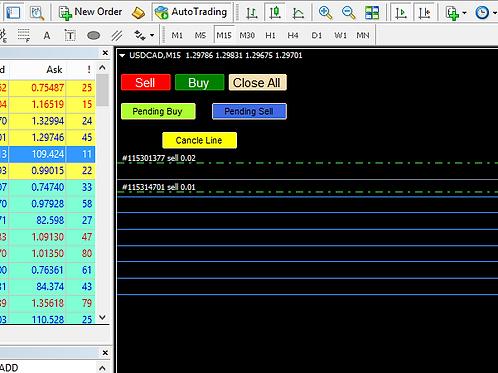 Metagrid Trade Manager 1.5