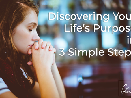 What's the Point?- Discovering your Life's Purpose in 3 Simple Steps