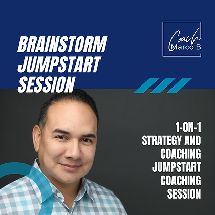 Brainstorm Jumpstart Session