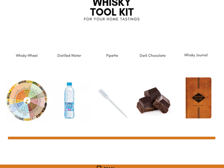 Your Whisky Exploration Tool Kit