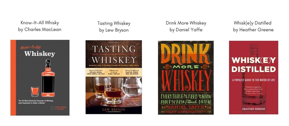 Book Some Time With Whisky