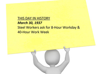 THIS DAY IN HISTORY: MARCH 30, 1937