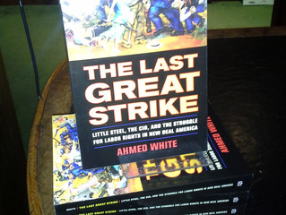 "JUST OUT: The Last Great Strike is ""Fantastic"" & ""Essential Reading"""