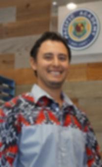Enrique Gonzalez, History and Spanish Teacher