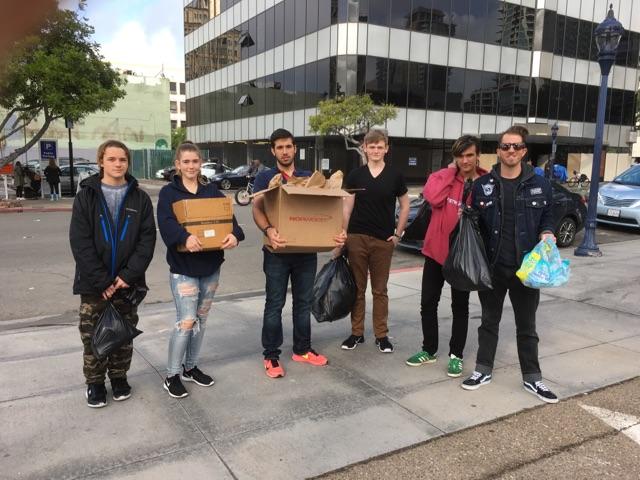 Homeless Outreach 2017