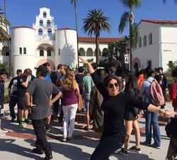 College Visit to SDSU