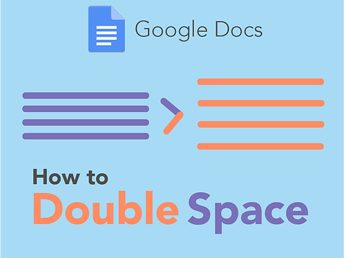 How to Double Space in Microsoft Word, Google Docs, & Apple Pages