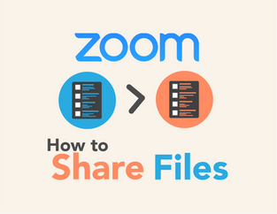 Zoom: How to Share Files