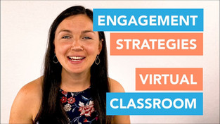 Engagement Strategies in Virtual Learning Classrooms