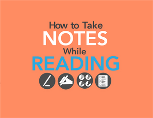 How to Take Notes While Reading