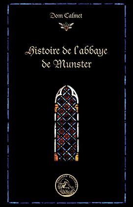 Histoire de l'abbaye de Munster