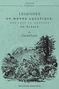 Légendes du monde aquatique, des fées et ondines en Alsace