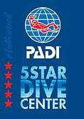 PADI Beş Yıldızlı Dalış Merkezleri, çeşitli PADI tüplü dalış eğitim programları, ekipman seçimi ve deneyim fırsatları sunan, aynı zamanda sucul çevre sorumluluğunu teşvik eden aşamalı dalış dükkanlarıdır. Bu işletmeler dalgıçlara kaliteli hizmet sunmakta, profesyonel bir imaj sunmakta ve eğlence amaçlı tüplü dalış, şnorkelle yüzme, dalış seyahati ve çevre korumanın faydalarını aktif olarak teşvik etmektedir. PADI Beş Yıldızlı Dalış Merkezleri, PADI dalgıç eğitimi sistemini benimser ve dalgıçların becerilerini ve bilgilerini ilerletme fırsatını elde etmelerini sağlamak için düzenli sürekli eğitim programları sunar. Bu dalış işletmeleri toplumda aktiftir ve harika dalış deneyimleriyle birlikte müşteri memnuniyeti sağlamayı taahhüt eder.