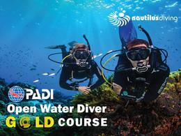 Open Water Diver Kursu – Gold Paket
