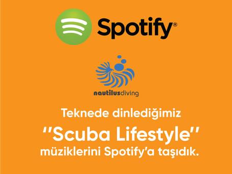 Scuba Lifestyle Müziklerimiz Spotify'da