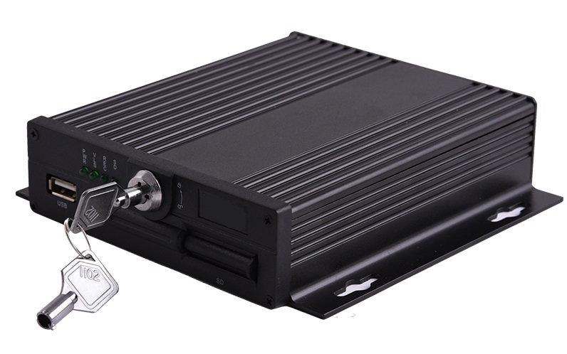 """""""М2Медиа-720p"""" 4-канальный (возможна установка модулей ГЛОНАСС/GPS, 3G/4G,  2SD)"""