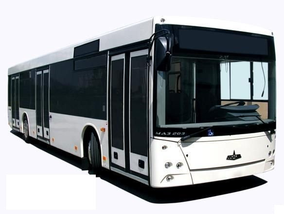 Комплект для автобусов большой вместимости, цена от