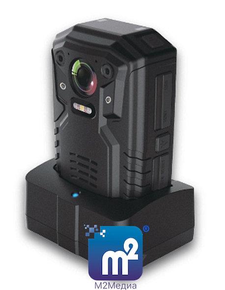 """Носимый видеорегистратор """"М2Медиа-Body"""" (возможно исполнение с модулями GPS, 4G)"""