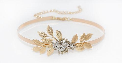 Cinturón Colección Argenta oro