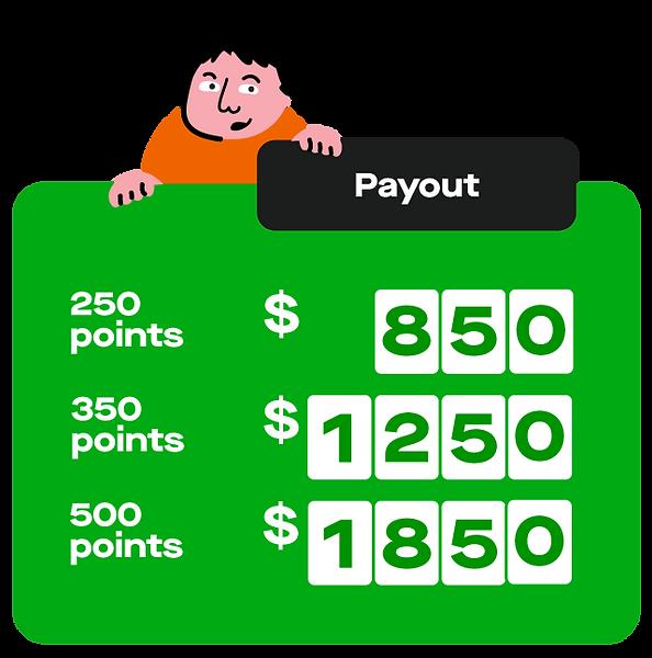 gojek points payout