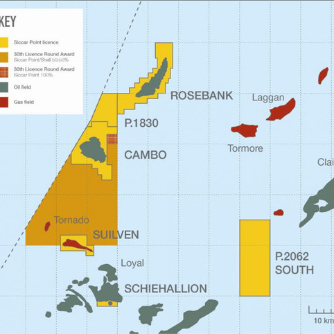 Crondall Energy Secures Contract To Support Siccar Point Energy's  Cambo Field Development