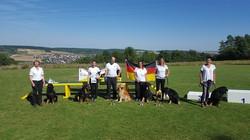 Alle Teilnehmer der LG NRW