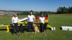 CSC-Mannschaft NRW