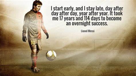 "Formula for ""Overnight"" Success"