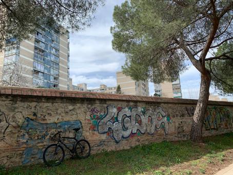 Around Madrid in 64 kilometres
