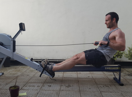 5 things I learned from indoor rowing