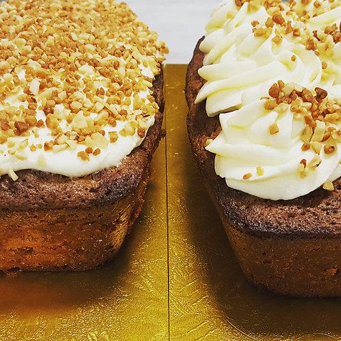 Cake Carotte Creamcheese à partager