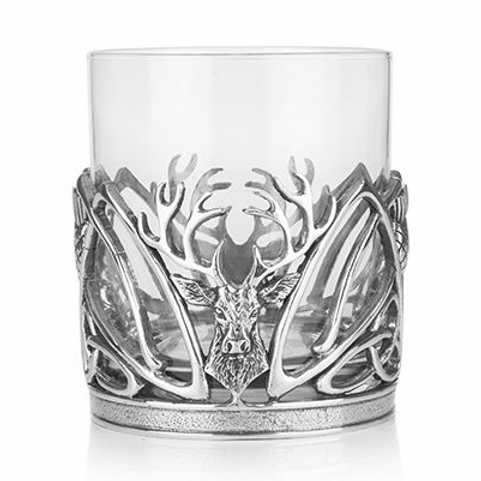 Stag Whisky Tumblers