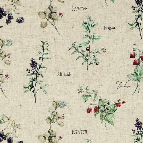 Wild Berries Linen