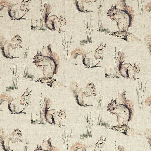 Squirrels Linen