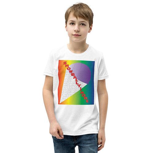Snowballtimore Unisex Youth Short Sleeve T-Shirt