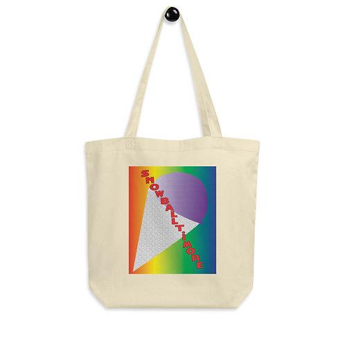 Snowballtimore Eco Tote Bag