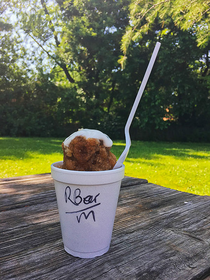 Root Beer with Marshmallow