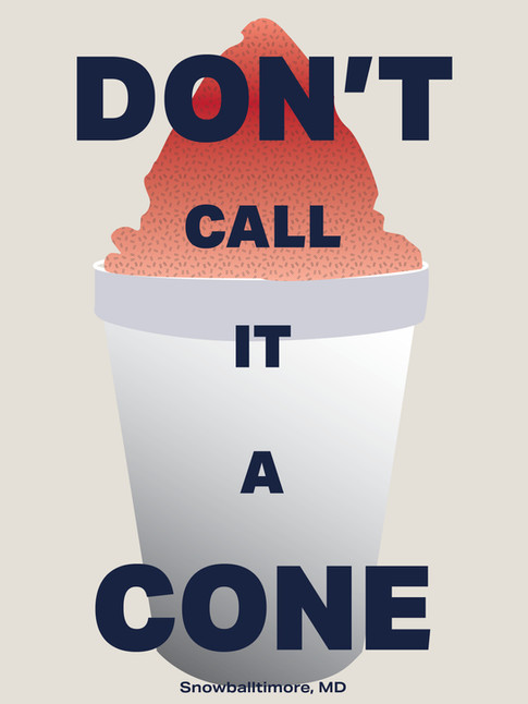 Don't Call It a Cone